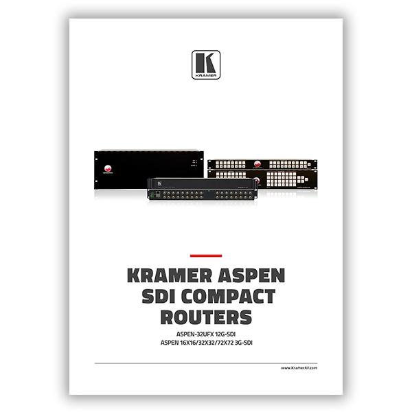 Aspen Family Brochure