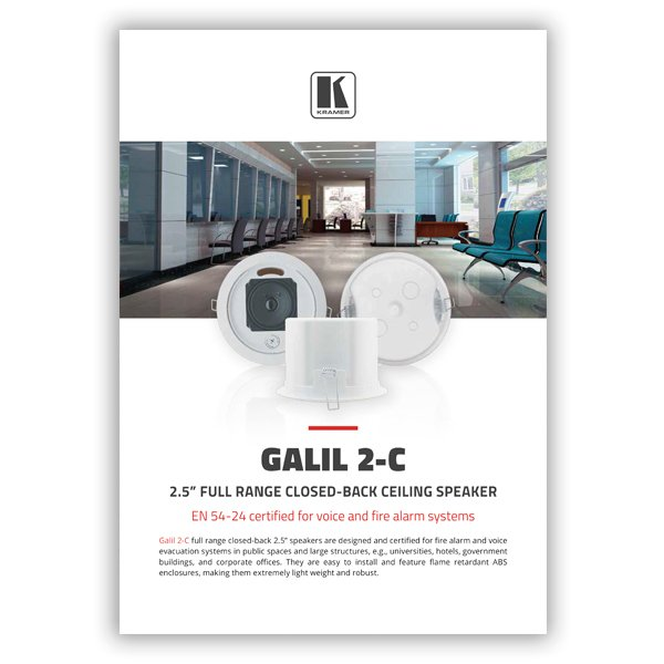 Galil 2-c Flyer