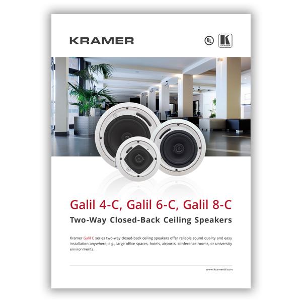 Galil-C Brochure