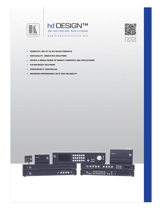 HD brochure