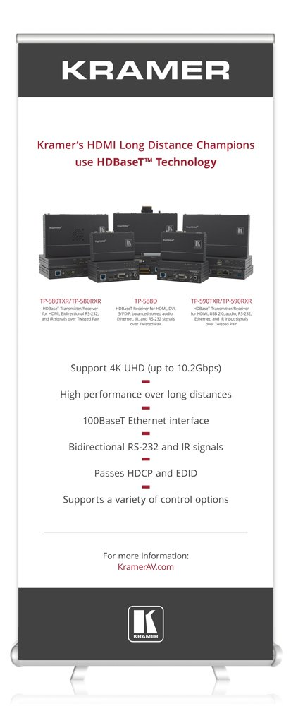HDBaseT™ Technology RollUp