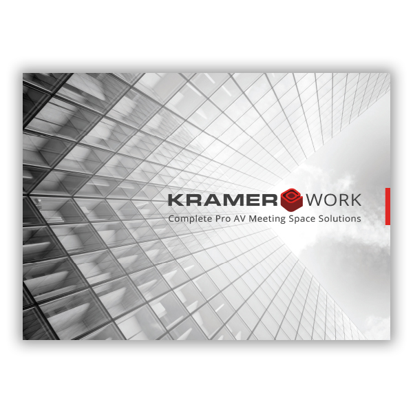 Kramer@Work Meeting Room Solutions