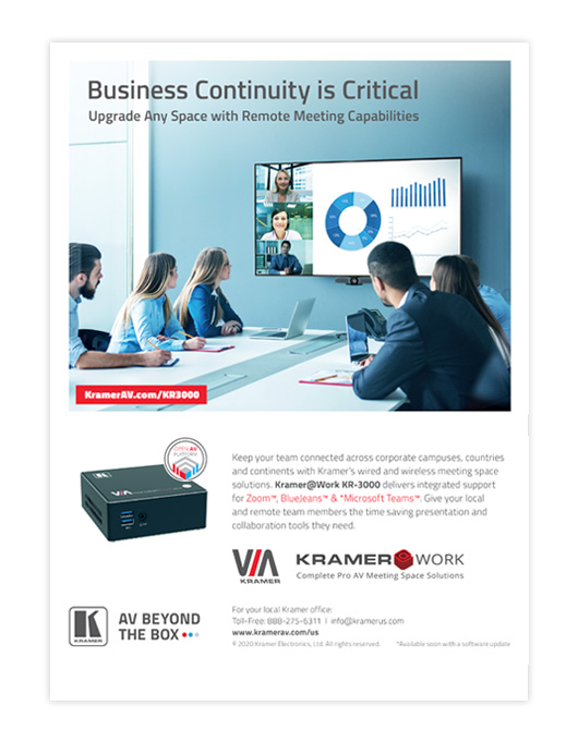 Business Continuity ad
