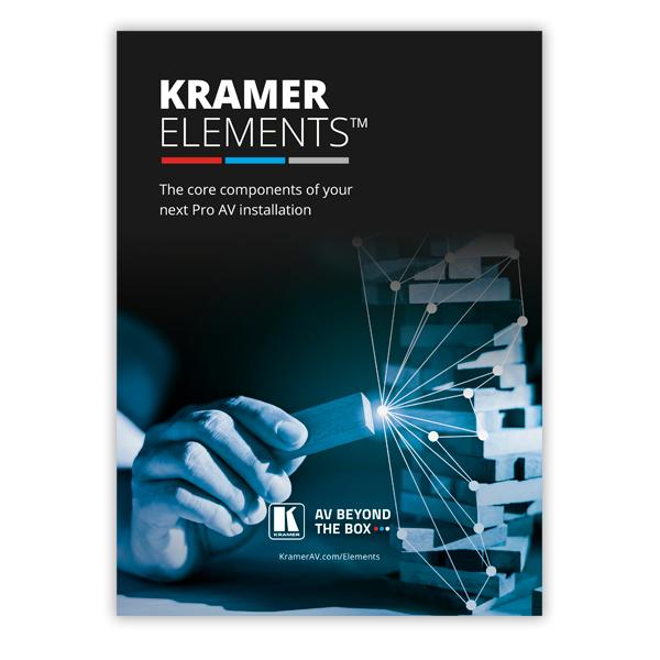 Kramer Elements