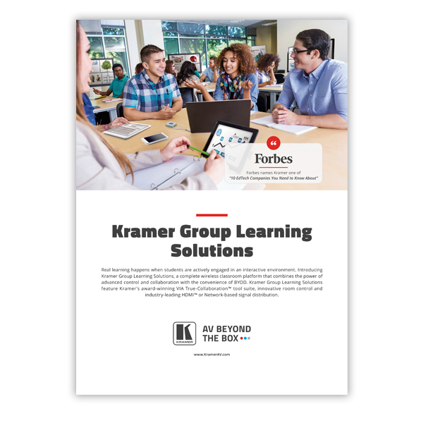Group Learning Solutions