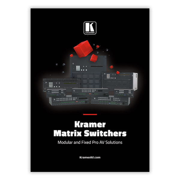 Matrix Switcher Solutions