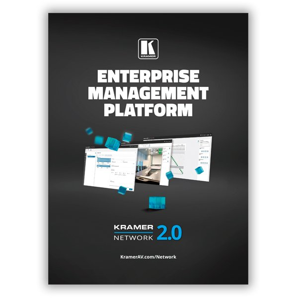 Kramer Network Enterprise Management Platform
