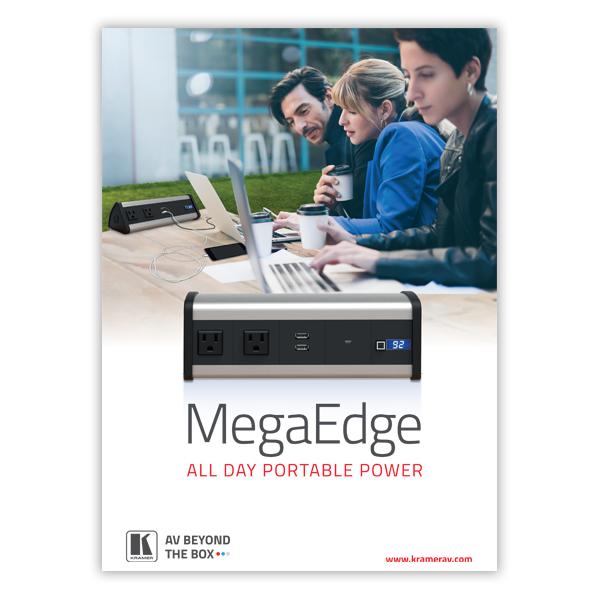 Mega Edge Flyer