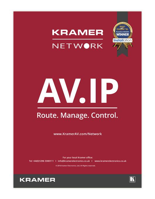 Kramer Network ad