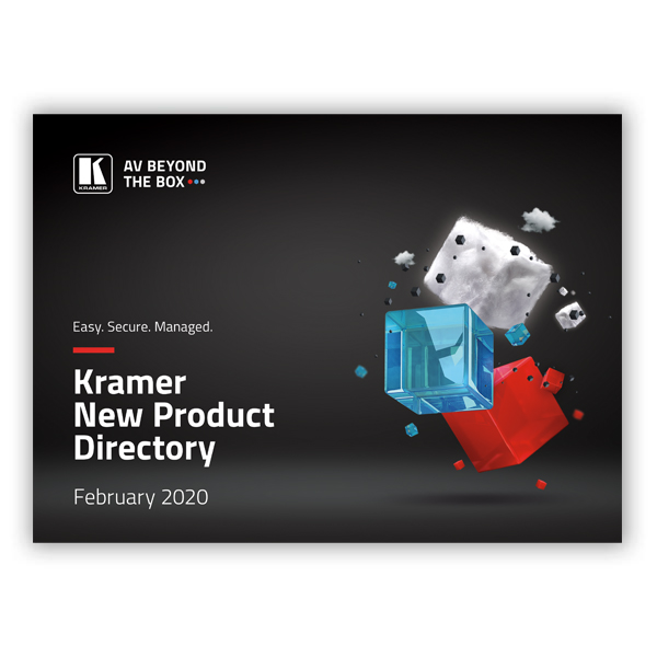 New Product Directory 2020