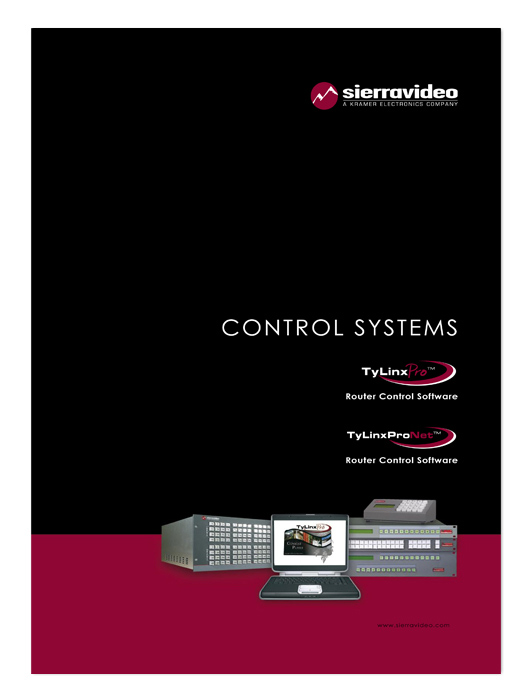 Sierra Software and Control brochure 2010