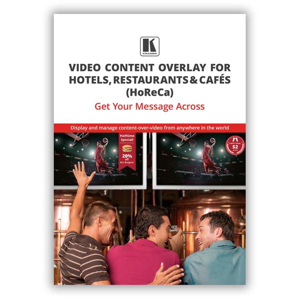 VCO HoReCa Brochure