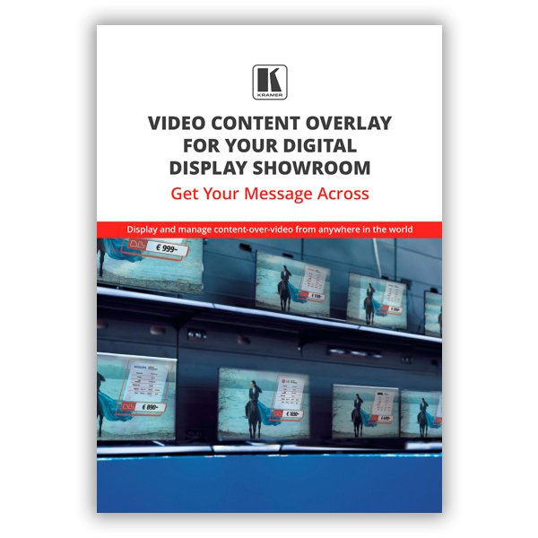 VCO Digital Retailers Brochure