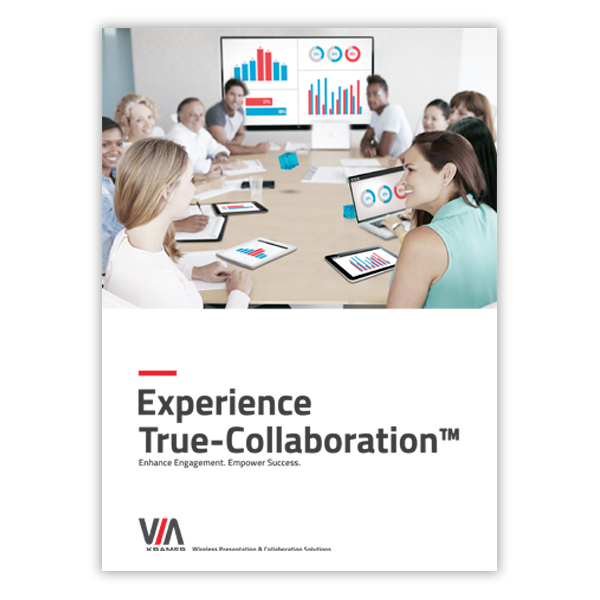 VIA Wireless Presentation & Collaboration Solutions