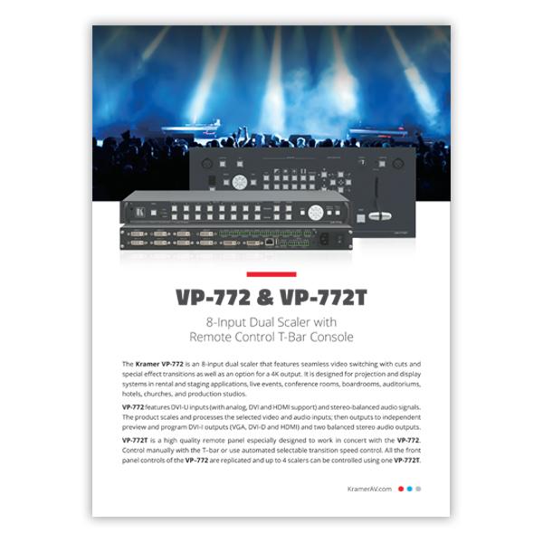 VP-772 Flyer