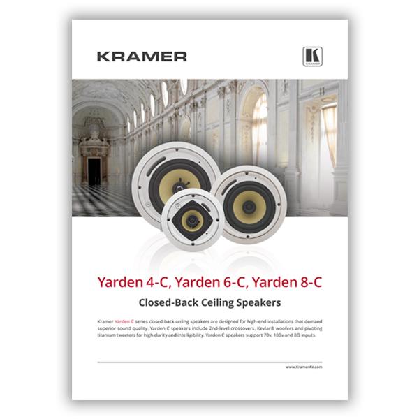 Yarden-C Brochure