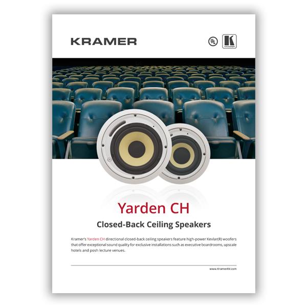 Yarden CH Brochure