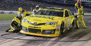 Kramer K−Touch Systems in the Race with NASCAR Teams