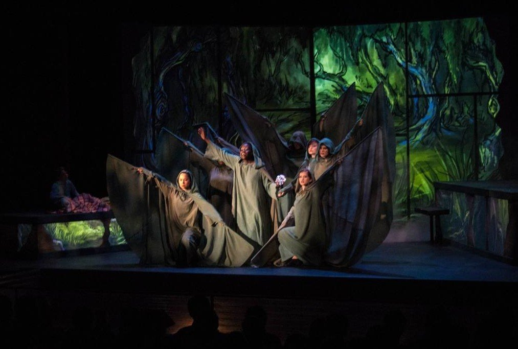 Kramer Product Sets Stage for Theater Productions