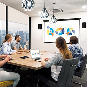 Automated Meeting Rooms