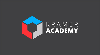 Kramer Electronics Launches the Kramer Academy for AV/IT Professionals