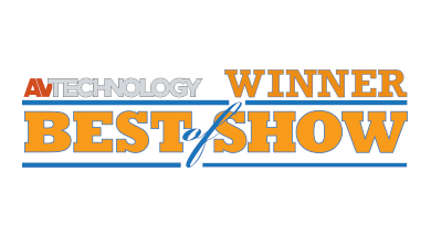 Kramer Wins Best of Show Award at InfoComm 2019