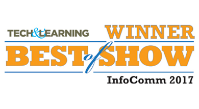 Kramer Maestro Wins InfoComm 2017 Best of Show