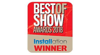 CA-HM Wins ISE 2018 Best of Show