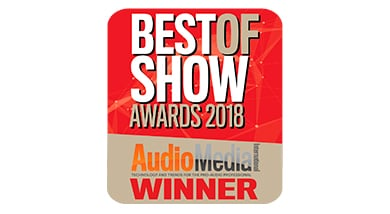 PA-240Z Wins ISE 2018 Best of Show