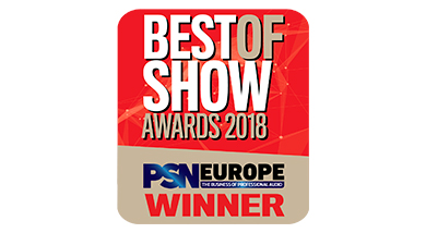Yarden VT-2 Wins ISE 2018 Best of Show