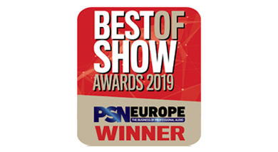 Kramer PA-240Net Wins ISE 2019 Best of Show