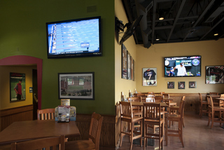 Kramer Twisted Pair Product Hot at Boston's Pizza Restaurant & Sports Bar