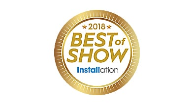 PA-240Z Wins InfoComm 2018 Best of Show