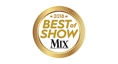 KN-DSP100 Wins InfoComm 2018 Best of Show