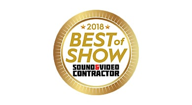 VS-622DT Wins InfoComm 2018 Best of Show