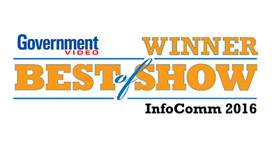 Kramer Control wins InfoComm 2016 Best of Show