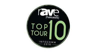 Kramer Control wins rAVe Top 10 Tour