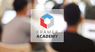 Kramer Academy mobilizes with Avixa-approved Pro AV courses