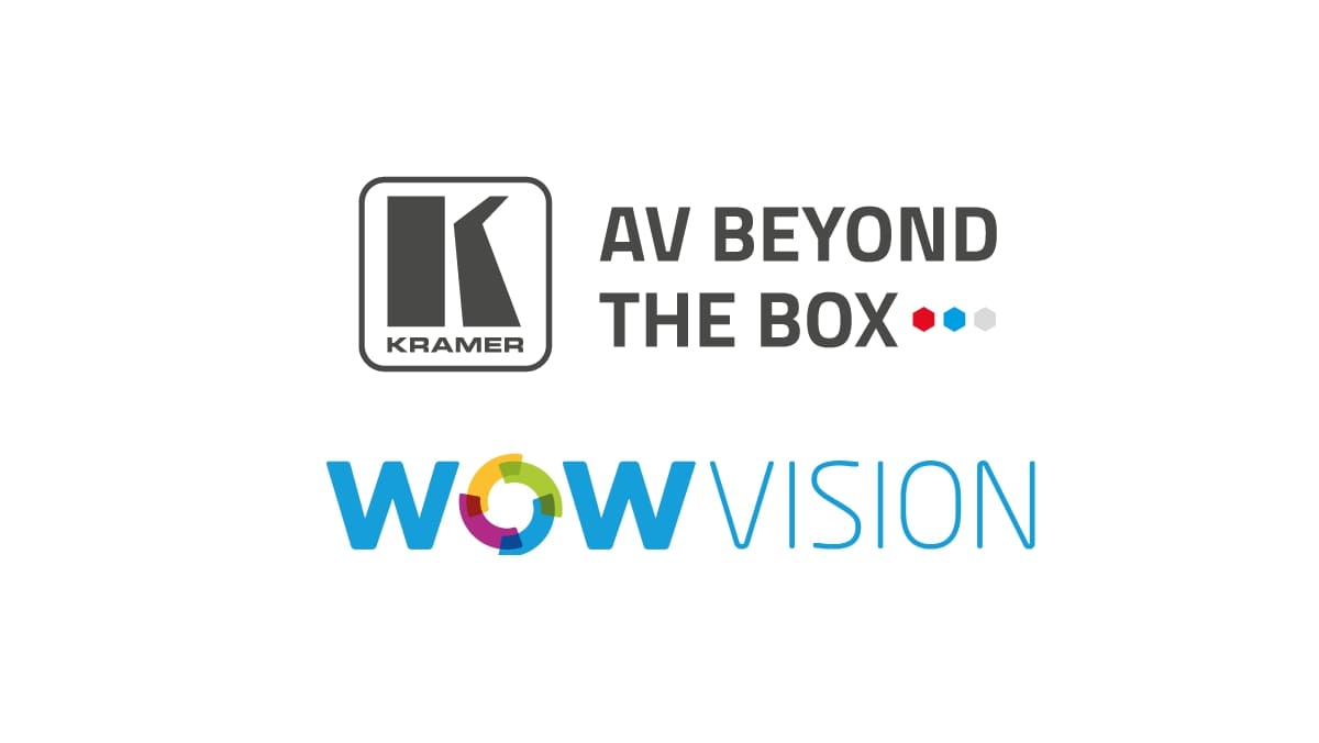 Kramer Acquires Wow Vision
