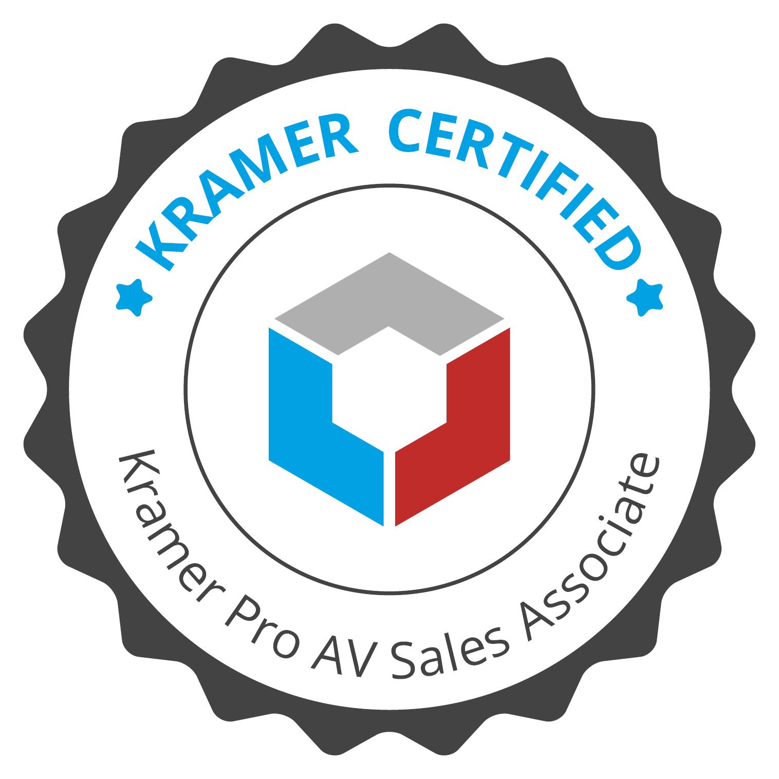 Kramer Pro AV Sales Associate