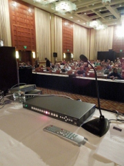 Kramer HDMI Switching Dazzles Hollywood Crowd
