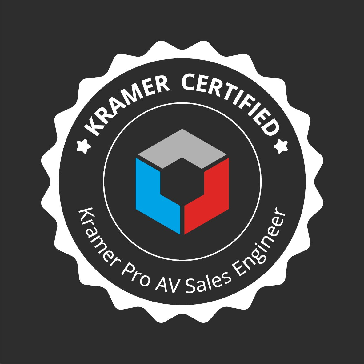 Kramer Pro AV Sales Engineer Certification