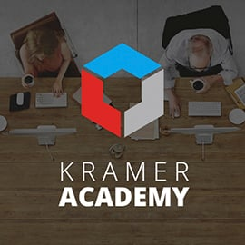 Kramer Control Associate Programmers Training
