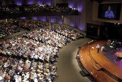 Churches Flocking to High-Tech Media