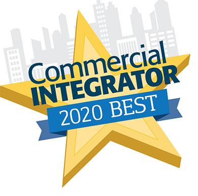 Kramer Wins Two 2020 Commercial Integrator Awards