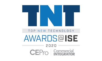 Kramer Wins Two Commercial Integrator TNT Awards / Best of 2020
