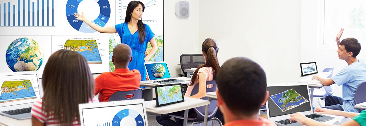 Kramer Launches Kramer Schoolroom Solutions