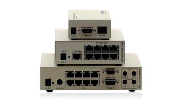 Minicom Distribution Systems