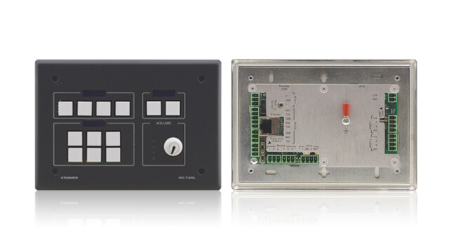 Control Keypads