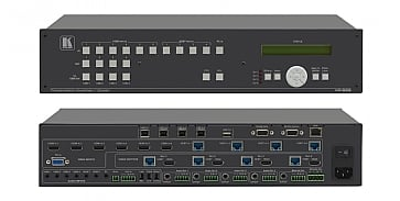 Download Drivers: Kramer VP-727T Presentation Scaler-Switcher